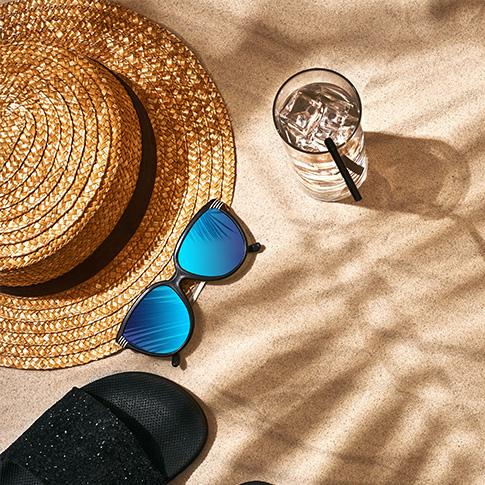 Korekcyjne szkła przeciwsłoneczne, wysoka ochrona przed UV